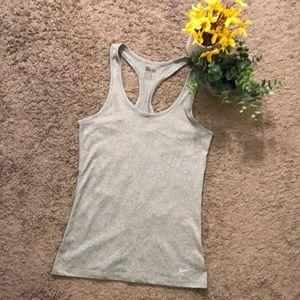 Nike Dri Fit Grey Tank Top
